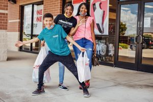 Back To School Shoe Shopping Experience 2020