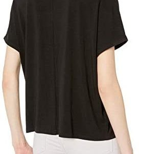 Amazon Brand – Daily Ritual Women's Soft Rayon Jersey Slouchy Pullover Top