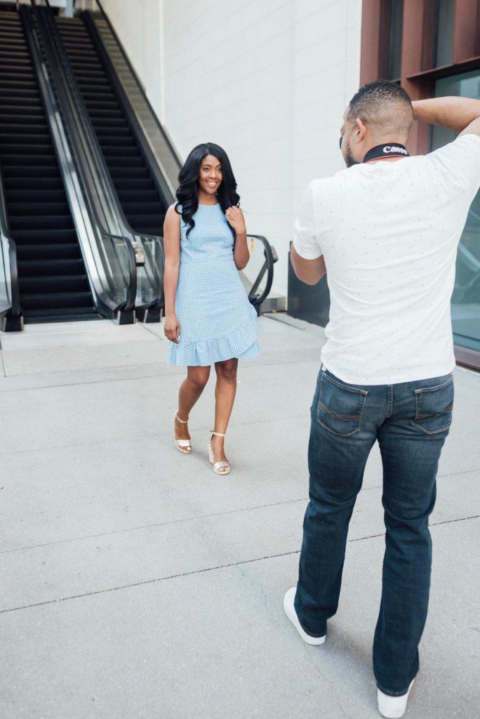 Photographer for fashion blog