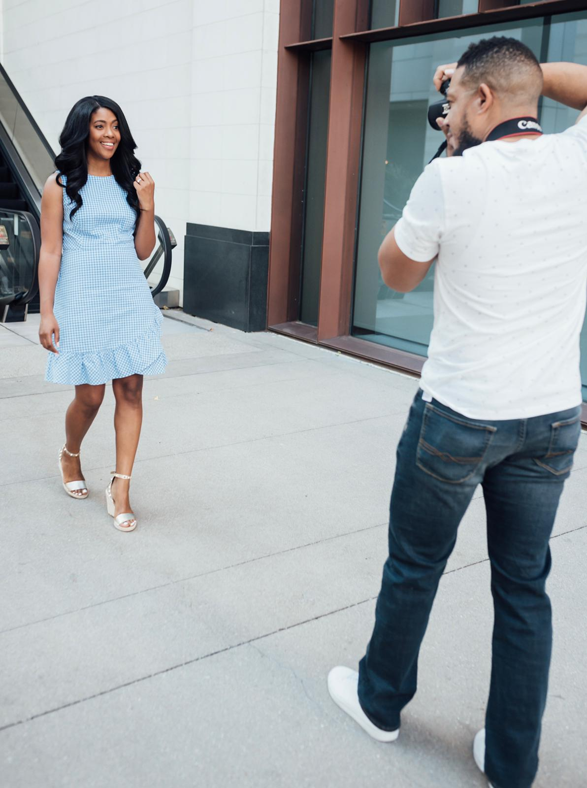 How to find a photographer for your fashion blog?