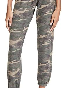 LNA Women's Camo Brushed Joggers