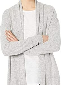 Amazon Brand – Daily Ritual Women's Cozy Knit Open Cardigan