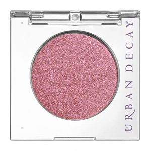 Urban Decay 24/7 Eyeshadow Compact, Bad Seed – Warm Pink Shimmer – Ultra-Blendable – Rich, Vegan Color with Velvety Texture – Up to 12-Hour Wear